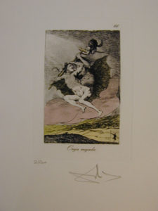 Salvador Dali - Les Caprices de Goya - 66.jpg