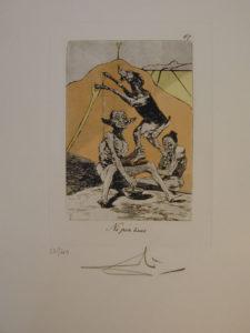 Salvador Dali - Les Caprices de Goya - 67.jpg
