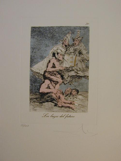 Salvador Dali - Les Caprices de Goya - 70.jpg