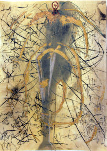 Salvador Dali - Alchimie des Philosophes - The Angel of Alchemy