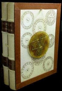Salvador Dali - Alchimie des Philosophes - Two Set Book
