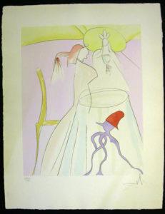 Salvador Dali - Japanese Fairy Tales - Urashima Taro