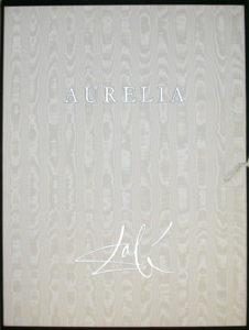 Salvador Dali - Aurelia - Portfolio Case with Ties