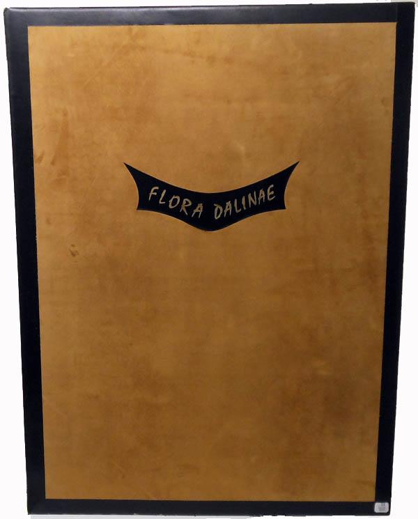 Salvador Dali - Flora Dalinae (FlorDali) - Special Case