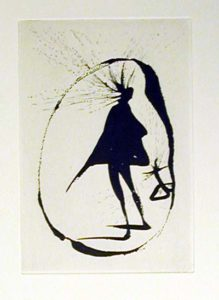 Salvador Dali - Faust - Mephisto