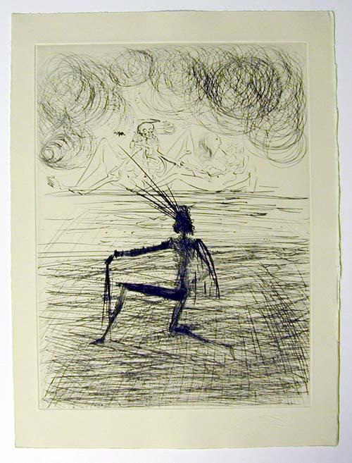 Salvador Dali - Le Decameron - Slipcase