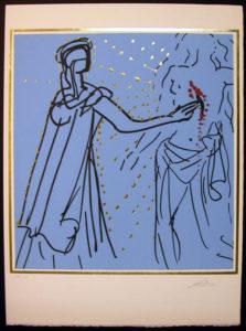 Salvador Dali - The Twelve Apostles - Thomas
