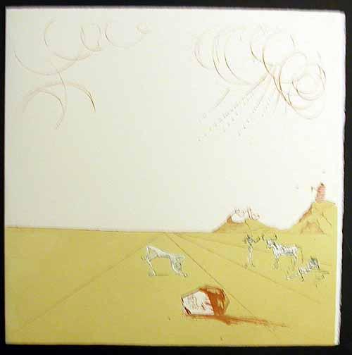 Salvador Dali - Neuf Paysages - Paysage Iberique