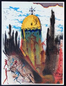 Salvador Dali - Romeo and Juliet - Romeo1a.jpg