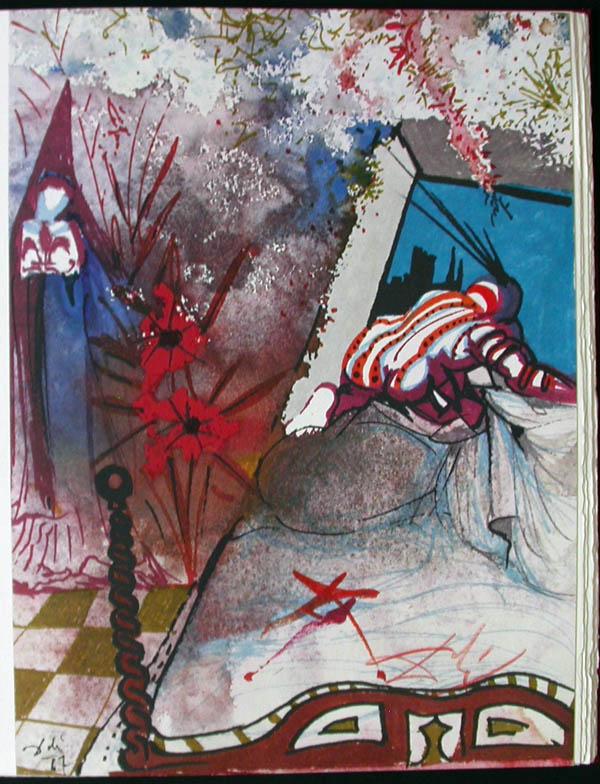Salvador Dali - Romeo and Juliet - Romeo6.jpg