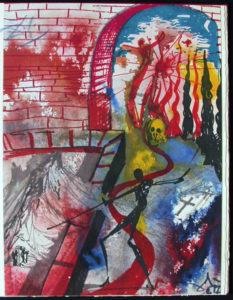 Salvador Dali - Romeo and Juliet - Romeo8.jpg
