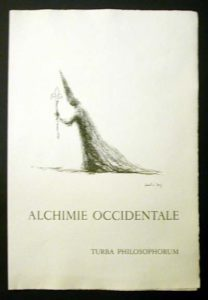 Salvador Dali - Alchimie des Philosophes - Serigraph, e