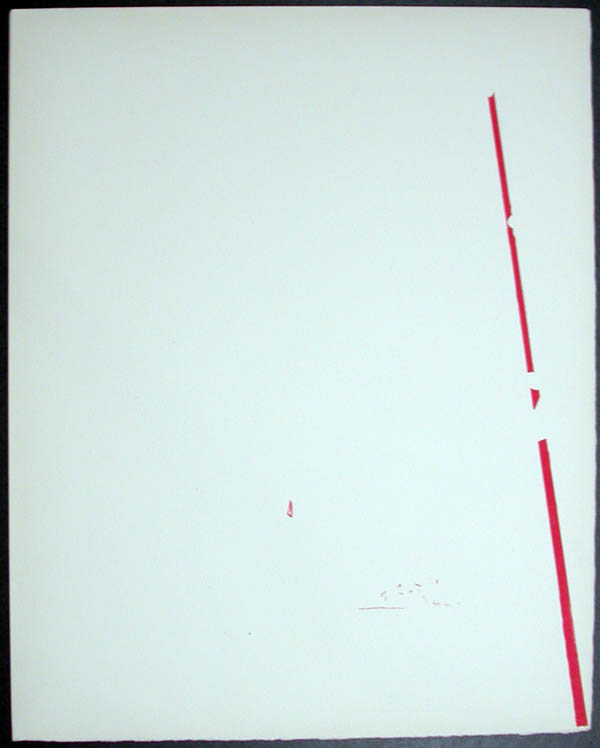 Salvador Dali - Don Quichotte de la Mancha, Book A - 1957 - L'ere atomique The atomic era - #14