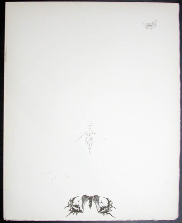 Salvador Dali - Don Quichotte de la Mancha, Book A - 1957 - L'ere atomique The atomic era - #9