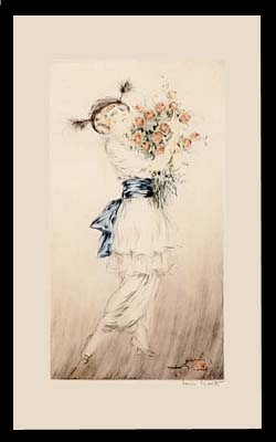 Louis Icart Bouquet