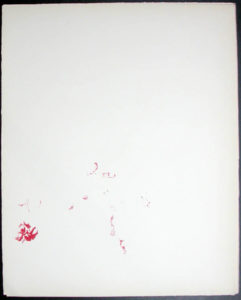 Salvador Dali - Don Quichotte de la Mancha, Book A - 1957 - Don Quichotte Accable Don Quichotte Overwhelmed - #9