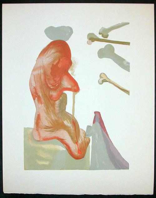 Salvador Dali - Divine Comedy Decomposition - DC25.jpg