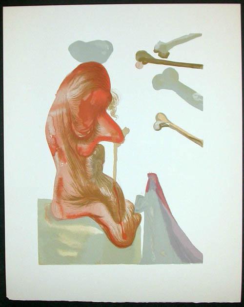 Salvador Dali - Divine Comedy Decomposition - DC27.jpg