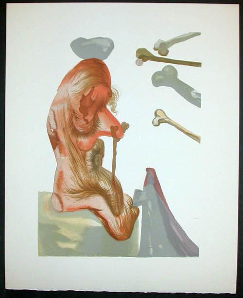Salvador Dali - Divine Comedy Decomposition - DC29.jpg