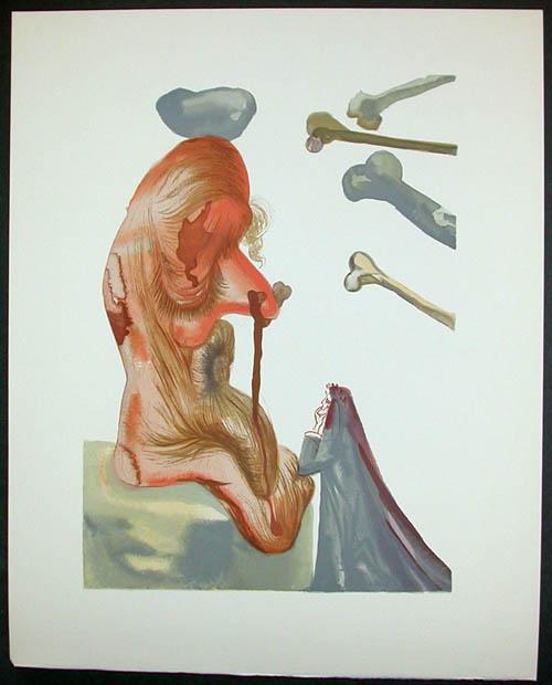 Salvador Dali - Divine Comedy Decomposition - DC39.jpg