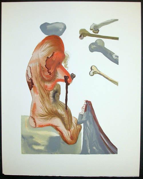 Salvador Dali - Divine Comedy Decomposition - DC45.jpg