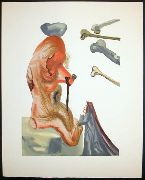 Salvador Dali - Divine Comedy Decomposition - DC47.jpg