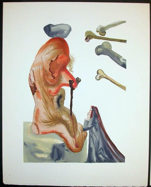 Salvador Dali - Divine Comedy Decomposition - DC57.jpg