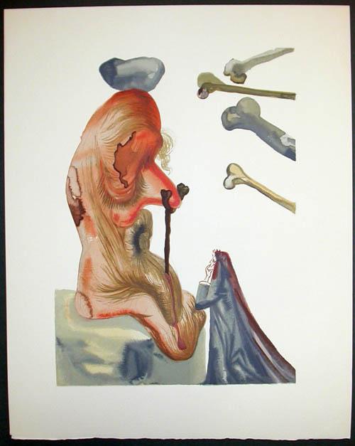 Salvador Dali - Divine Comedy Decomposition - DC61.jpg