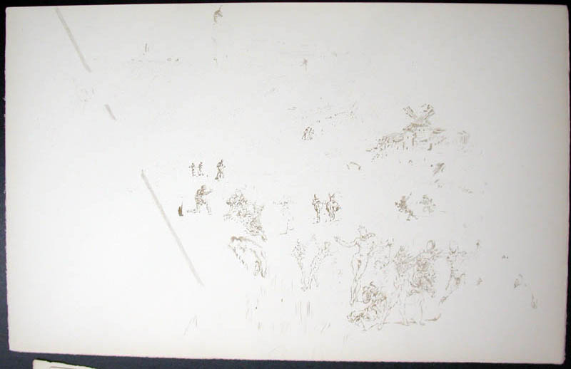 Salvador Dali - Don Quichotte de la Mancha, Book A - 1957 - L'age d'or The Golden Age - #13