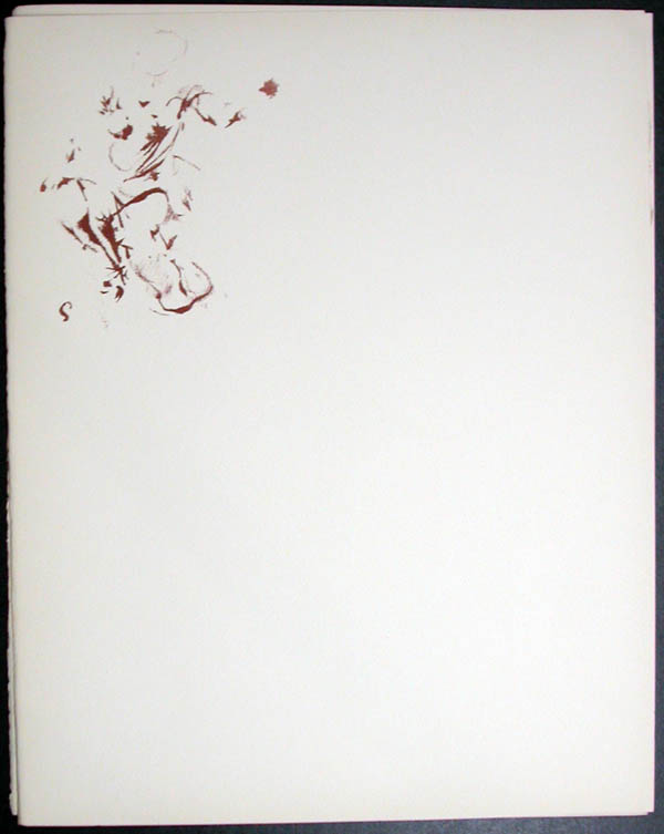 Salvador Dali - Don Quichotte de la Mancha, Book A - 1957 - Apparition de Dulcinne - #3