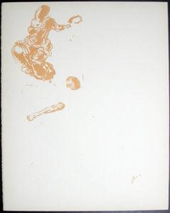 Salvador Dali - Don Quichotte de la Mancha, Book A - 1957 - Apparition de Dulcinne - #6