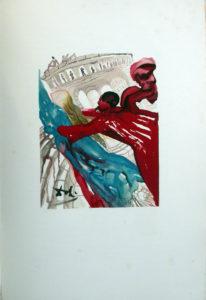 Salvador Dali - L'Art de Aimer – Ovide - F
