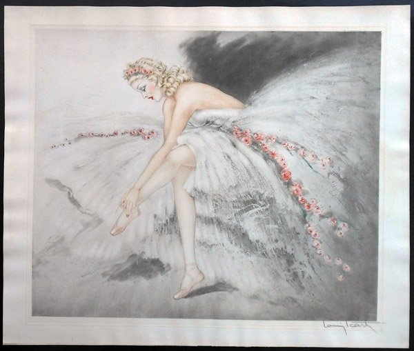 Louis Icart Fair Dancer