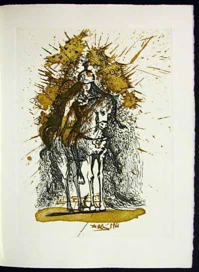 Salvador Dali - La Vida es Sueno, Life is a Dream - Butterflies