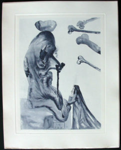 Salvador Dali - Divine Comedy Complete Books - The Flatterer