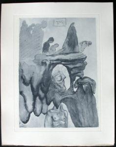 Salvador Dali - Divine Comedy Complete Books - The Corrupt