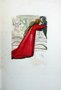 Salvador Dali - L'Art de Aimer – Ovide - K