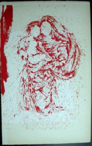 Salvador Dali - Don Quichotte de la Mancha, Book A - 1957 - Madonne - #1