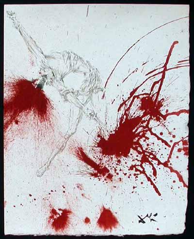 Salvador Dali - Pages choisies de Don Quichotte de la Mancha - The Wine Casks