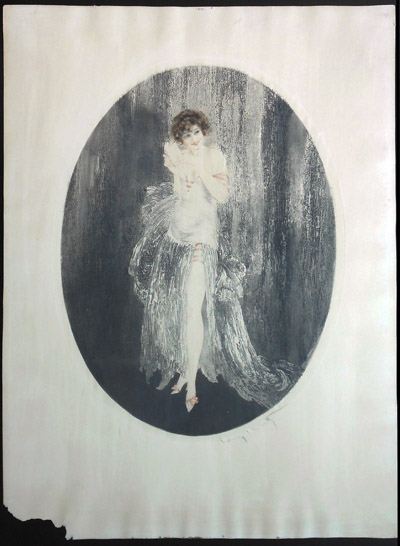 Louis Icart Little Book