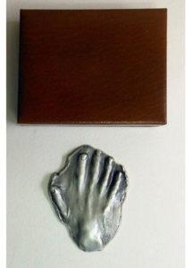 Salvador Dali - Biblia Sacra - Medalllion w/luxus #974