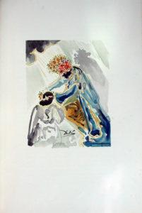 Salvador Dali - L'Art de Aimer – Ovide - N