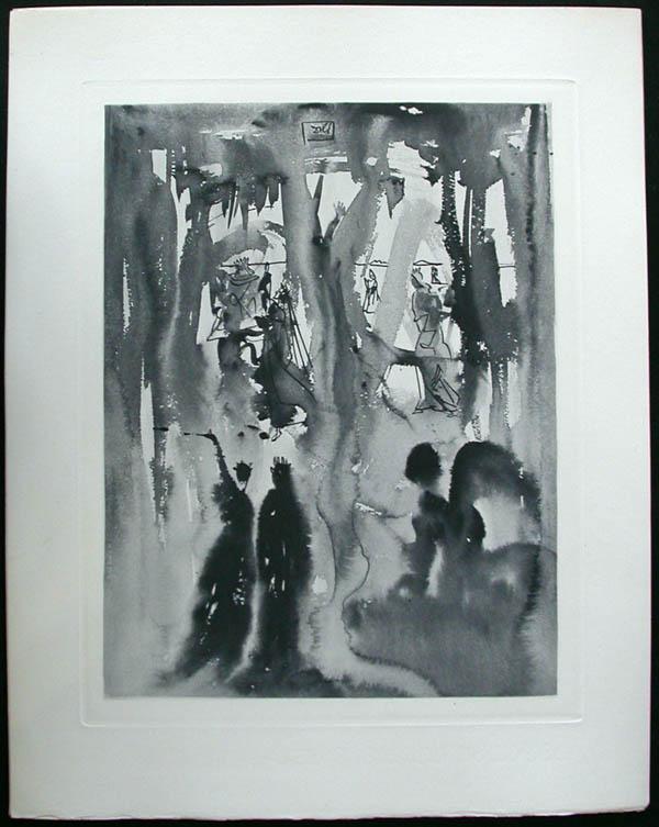 Salvador Dali - Divine Comedy Complete Books - Original Perfection