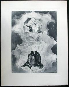 Salvador Dali - Divine Comedy Complete Books - Cacciaguida's History Lesson