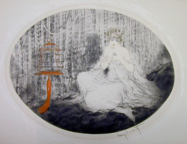 Louis Icart Preferred One