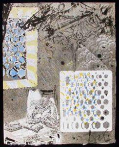 Salvador Dali - Pages choisies de Don Quichotte de la Mancha - The Milky Way