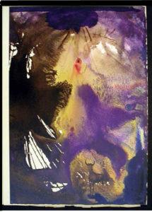 Salvador Dali - Biblia Sacra - Sample Plate w/perspectus
