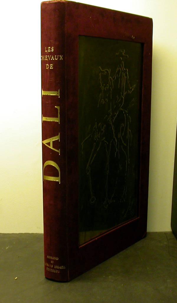 Salvador Dali - Les Chevaux de Dali - Slipcase
