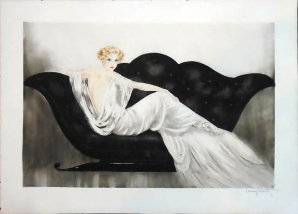 Louis Icart Sofa