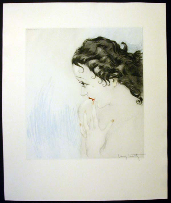 Louis Icart Winsome